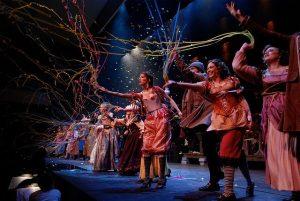 En operaföreställning